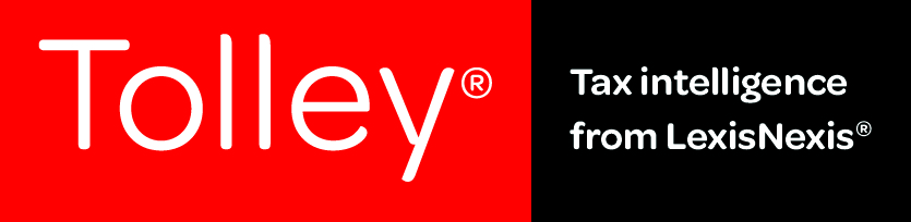 Tolley | Tax Intelligence from LexisNexis logo